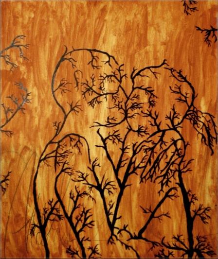 Title: Antidepressiva Acryl on Canvas 2009 Size will follow
