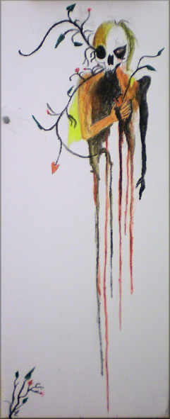 2009 Acryl on canvas Copy of coverartwork