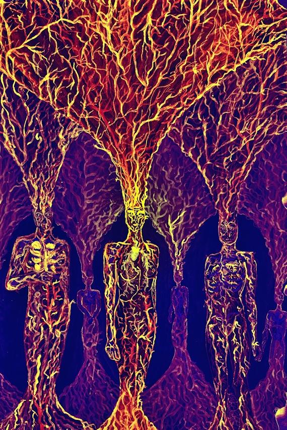 Beings by adrien asselborn
